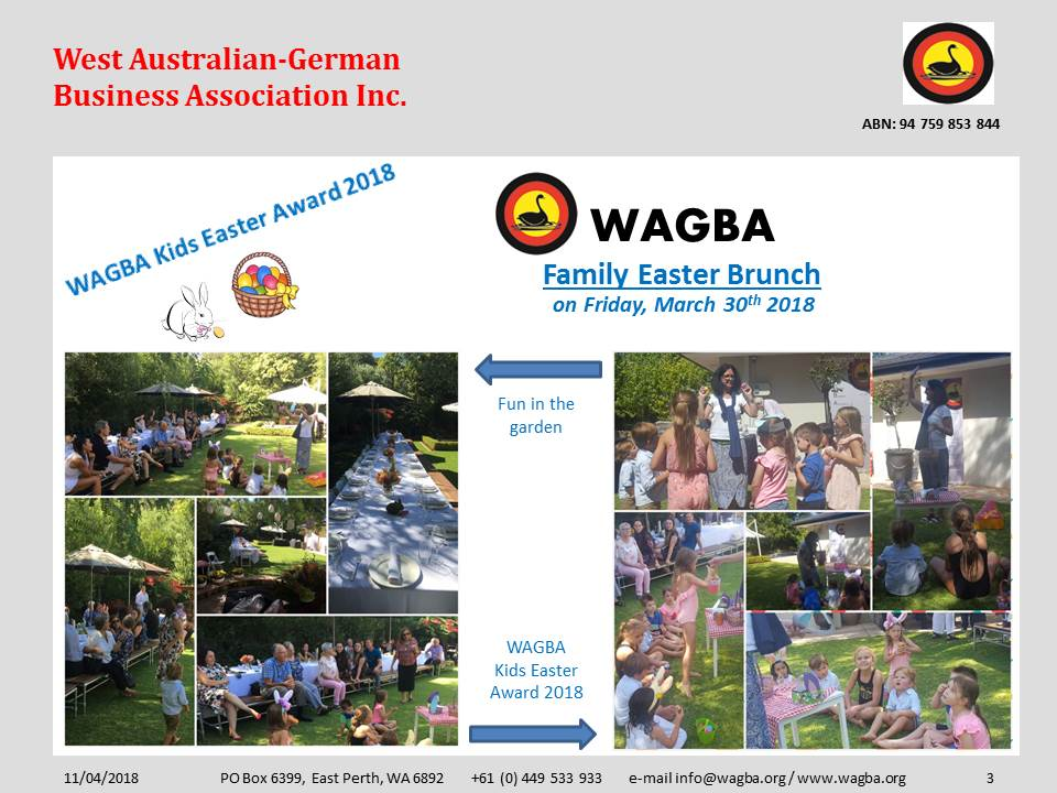 2018 03 30 WAGBA Family Easter Brunch 2018 4